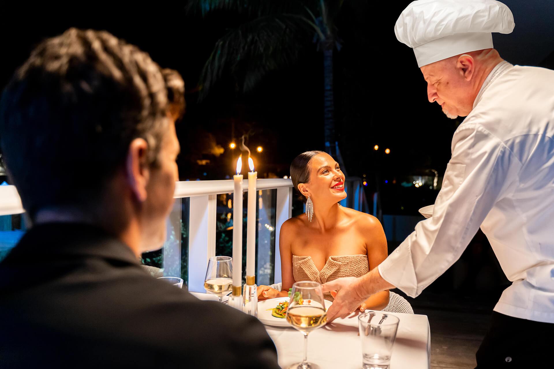 Ritz Carlton Residences Miami Beach Private Chef Service